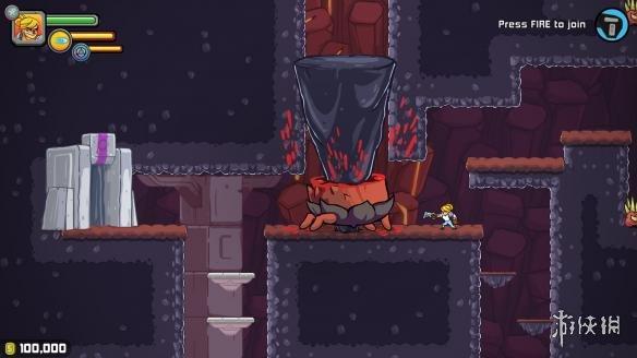 《贪婪的枪》游戏截图