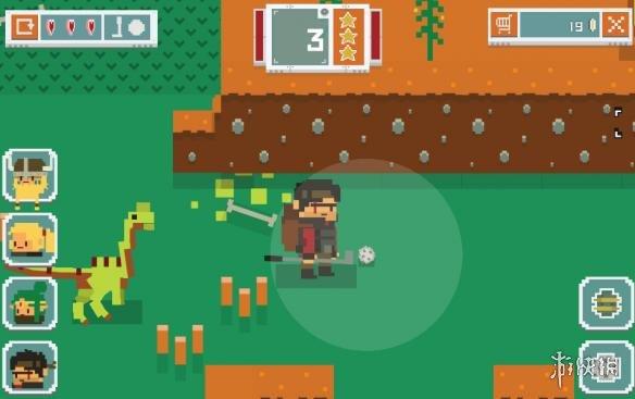 《时间高尔夫球队》游戏截图