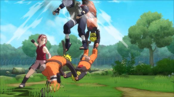 《火影忍者 究极风暴2》游戏截图