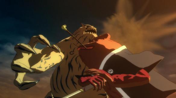 《火影忍者:究极风暴》游戏截图