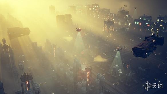 《泰坦工业》游戏截图