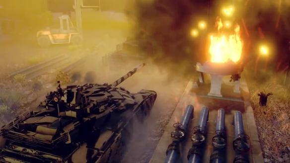 《装甲战争》游戏截图-1
