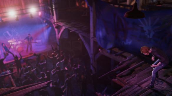 《奇异人生:暴风前夕》游戏截图-1
