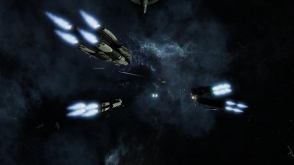《银河战星:僵局》游戏截图