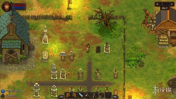 《守墓人》游戲截圖2
