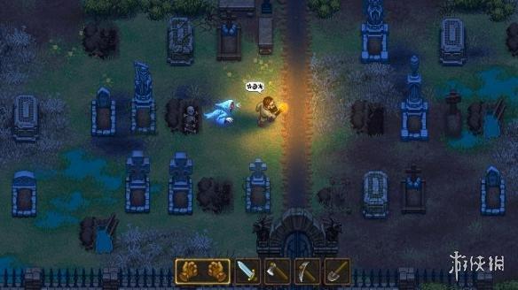 《守墓人》游戲截圖5