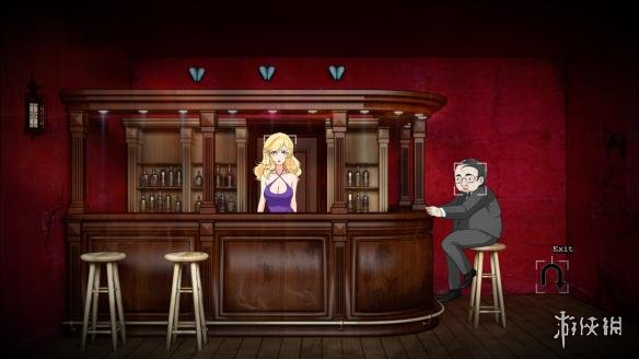《東京暗影》游戲截圖