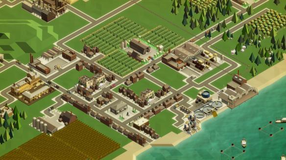 《工業崛起》游戲截圖