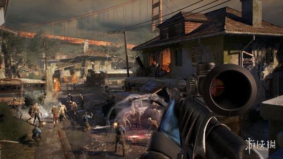《死亡同盟》游戏截图