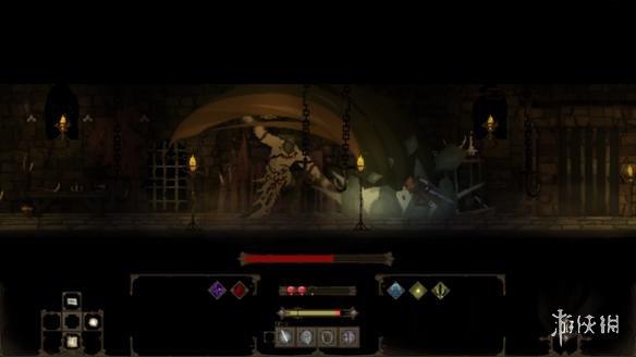 《黑暗獻祭》游戲截圖