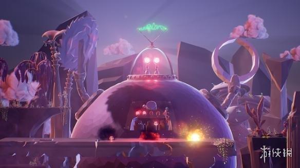《阿尔法行星》游戏截图