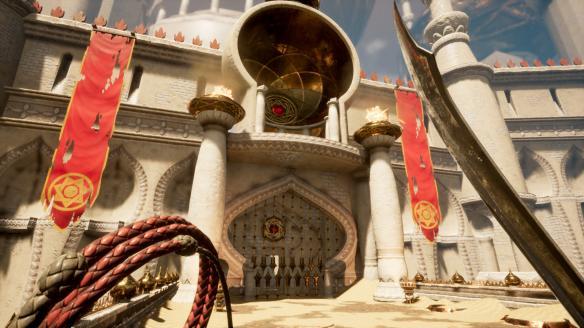 《黄铜之城》游戏截图