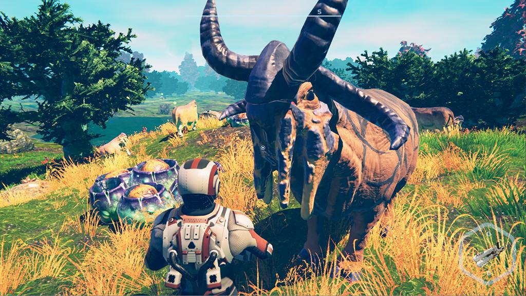 荒野星球游戏图片欣赏