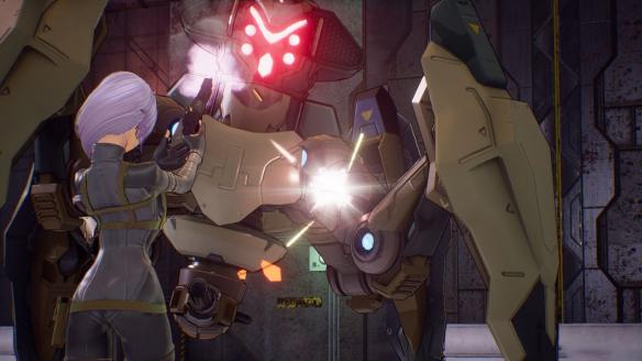 《刀剑神域:夺命凶弹》游戏截图-2