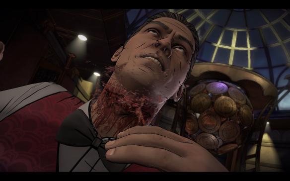 《蝙蝠侠:内敌》游戏截图-1