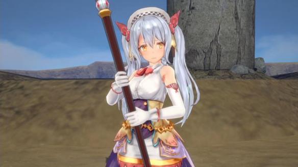 《子弹少女:幻想》游戏截图-2