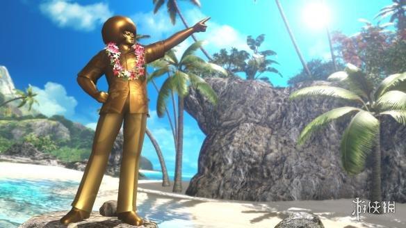 《死或生:沙滩排球 女神假期》游戏截图