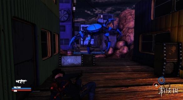 《瘋狂正義》游戲截圖