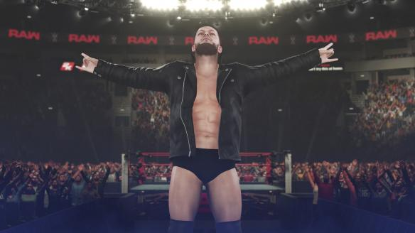 《WWE 2K18》游戏截图