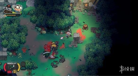 《果汁领域》游戏截图