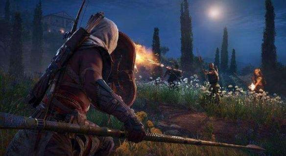 《刺客信条:起源》游戏截图-2