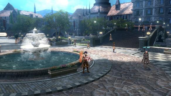 《刀劍神域:虛空幻界》游戲截圖-1