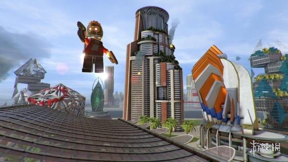 《乐高漫威超级英雄2》游戏截图