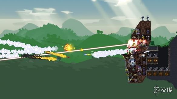 《进击!要塞!》游戏截图