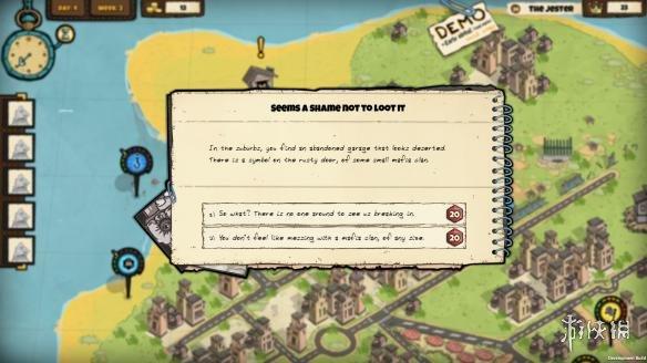 《地下之王》游戏截图