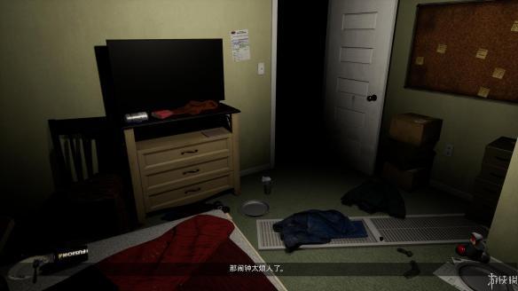 《艾米麗玩鬧鬼2》中文游戲截圖