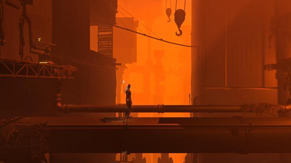 《黑色:坠落》中文游戏截图