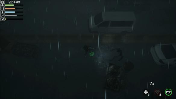 《异种:毒雾》游戏截图