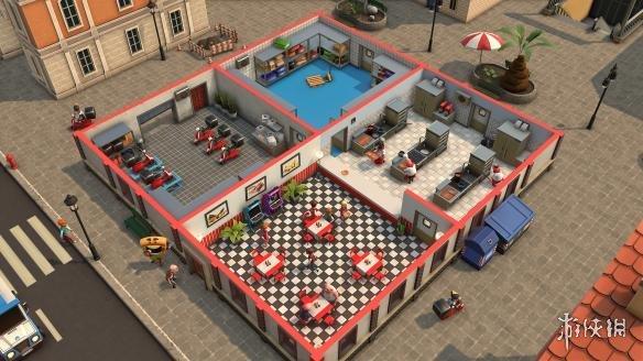 《披薩大亨3》游戲截圖