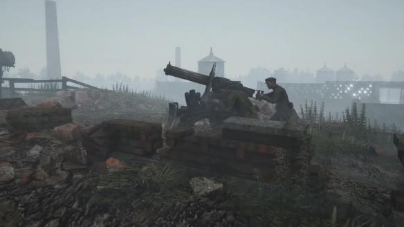 《钢铁收割》游戏截图