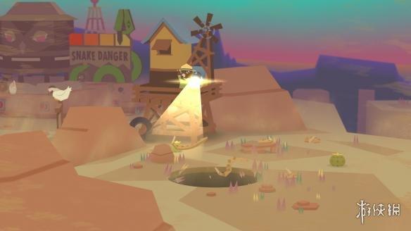 《怪圈小镇》游戏截图