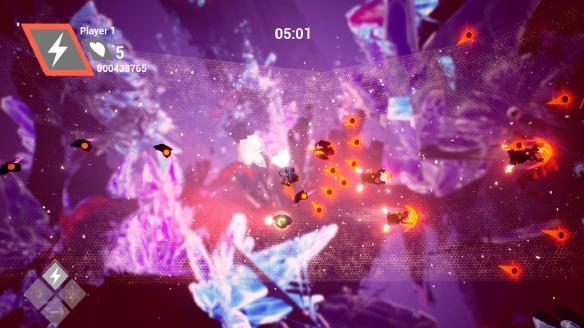 《热力战机》中文游戏截图