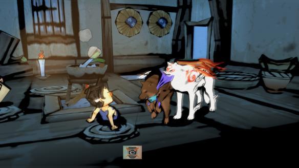 《大神:绝景版》游戏截图