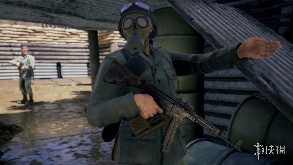 《軍團1944》游戲截圖