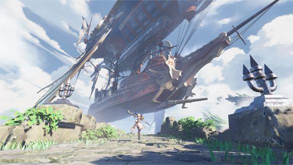 《碧蓝幻想Project Re: Link》游戏截图-2