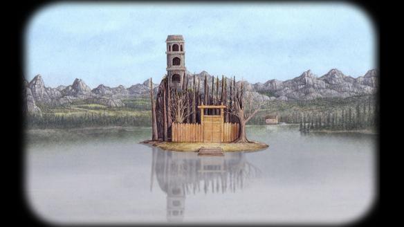 《锈湖:天堂岛》游戏截图