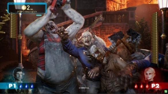 《死亡之屋:血色黎明》游戏截图-2