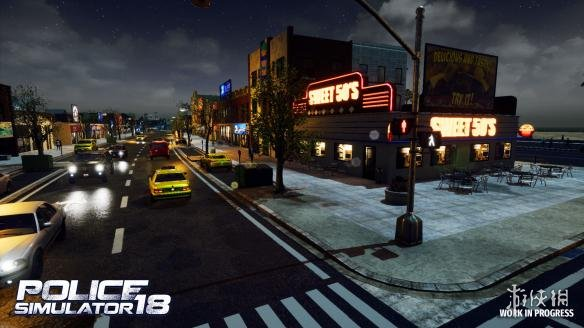 《模拟警察18》游戏截图