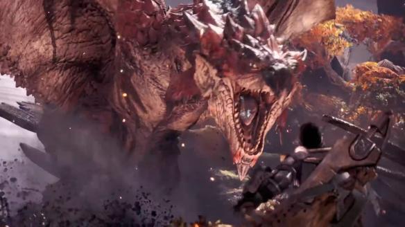 《怪物獵人世界》游戲截圖-6