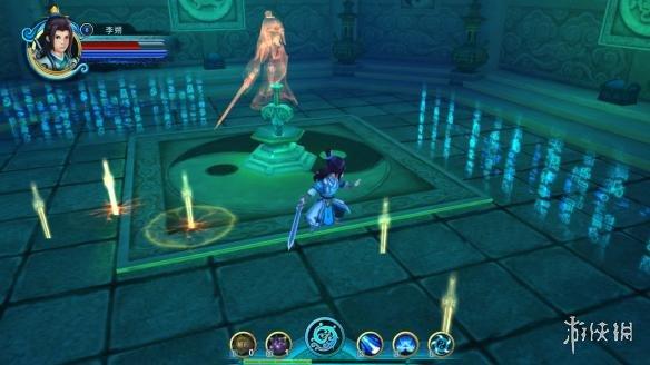 《牧剑:化神书》游戏截图