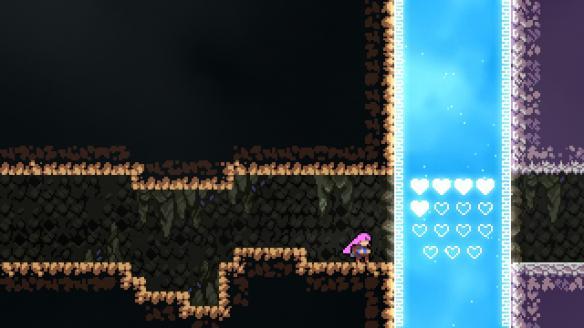 《蔚蓝》游戏截图-1