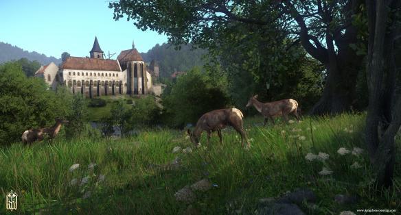 《天国:拯救》游戏中文截图