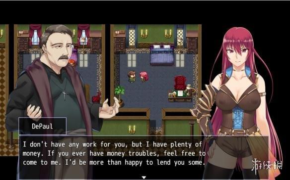 《堕落少女》游戏截图