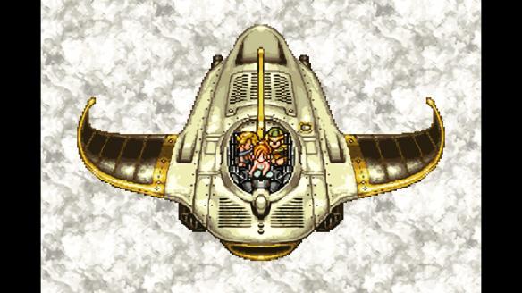 《超时空之轮》游戏截图