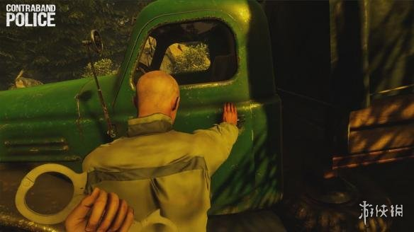 《缉私警察》游戏截图