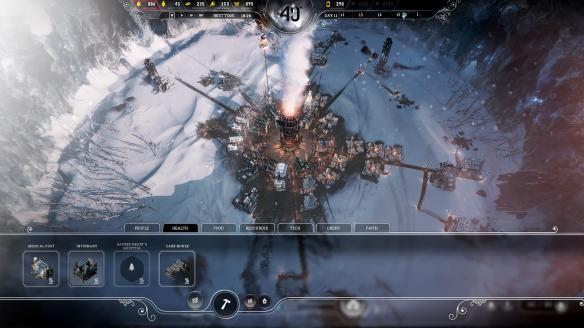 《冰汽时代》Frostpunk游戏截图-1